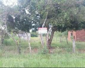 2 terrenos calle a calle sobre ruta 2 km 42 desvío Sanber