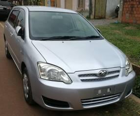 Toyota Allex 2005 recién importado