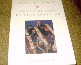 Libro de Tomás de Kempis