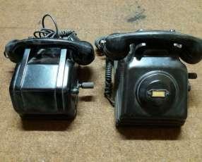 Teléfonos a magneto