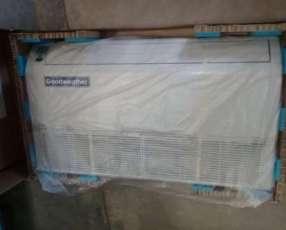 Aire acondicionado Goodweather piso techo trifásico de 36.000 btu