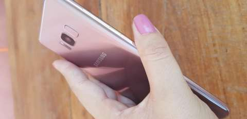 Samsung Galaxy S8+ Rosa - 0