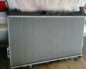 Radiador para Hyundai Santafe 2.7 Naftero