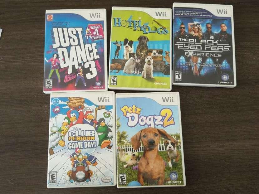 Juegos de Wii y 3ds