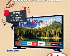 Tv led smart Samsung 32 pulgadas