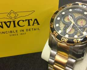 Reloj Invicta deportivo