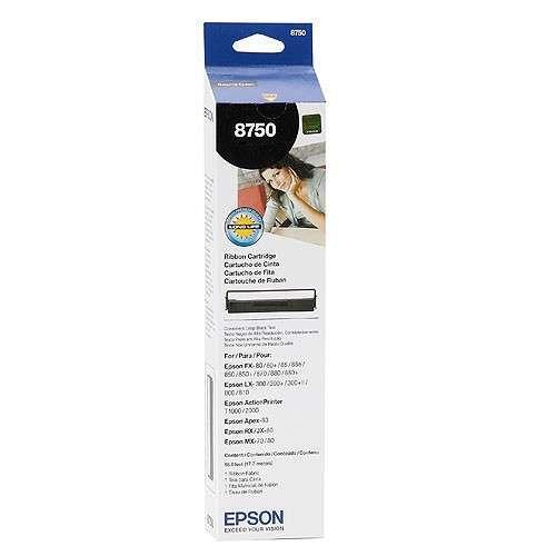Cinta impresora matricial Epson LX-300/900+/300+ll - 8750