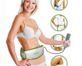 Cinturón masajeador reductor