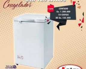 Congelador JAM 129 litros 1 tapa
