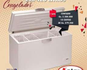 Congelador Jam 420 litros 1 tapa
