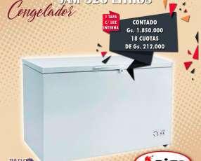 Congelador Jam 320 litros 1 tapa