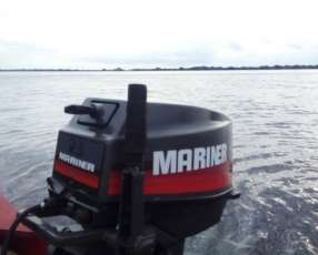 Motor fuera de borda mariner 25 hp