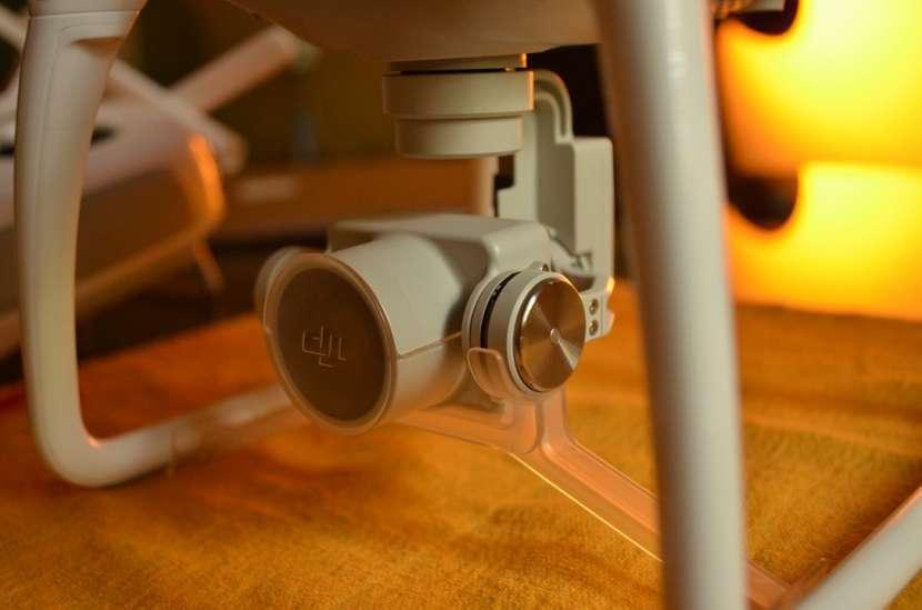 Drone DJI Phantom 4 + iPad Air - 6