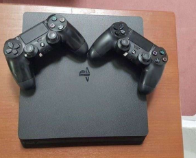 Play Station 4 slim 500 gb