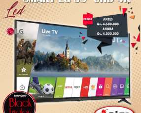 Smart TV LG UHD 4K 55 pulgadas