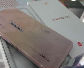 Huawei P20 rosa nuevo a cuotas
