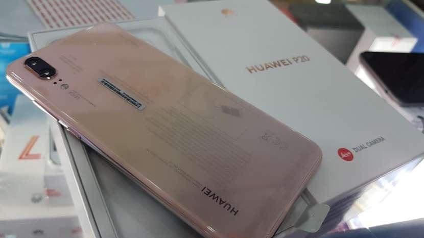 Huawei P20 rosa nuevo a cuotas - 0