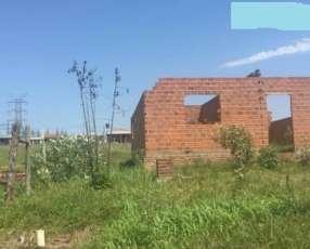 Casa a terminar en Cambyretá Itapúa