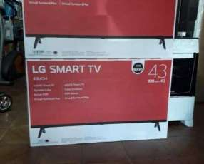 TV Smart LG de 43 pulgadas
