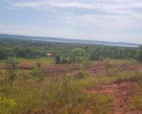 Terreno en Las Piedras Areguá con vistas al Lago Ypacarai