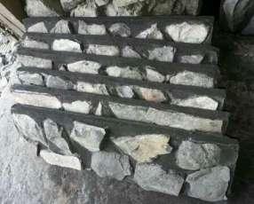 Bloques de piedra Wasmosy