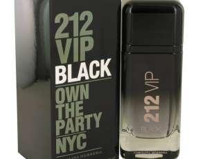 Perfume Carolina Herrera 212 VIP Men Black 100 ml