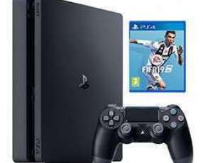 PS4 Slim 1 tera FIFA 2019