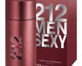 Perfume Carolina Herrera 212 Sexy Men 100 ml
