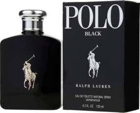 Perfume Polo Black 75ml
