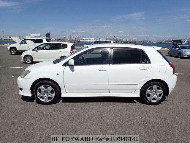 Toyota Runx Z recién importado