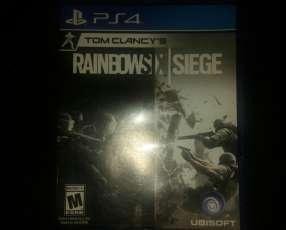 Tom clancys Rainbow six siege para PS4