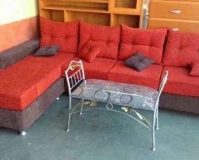 Sofá cama esquinero