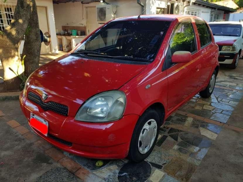 Toyota Vitz 2000 motor 1000 vvti naftero automático - 0