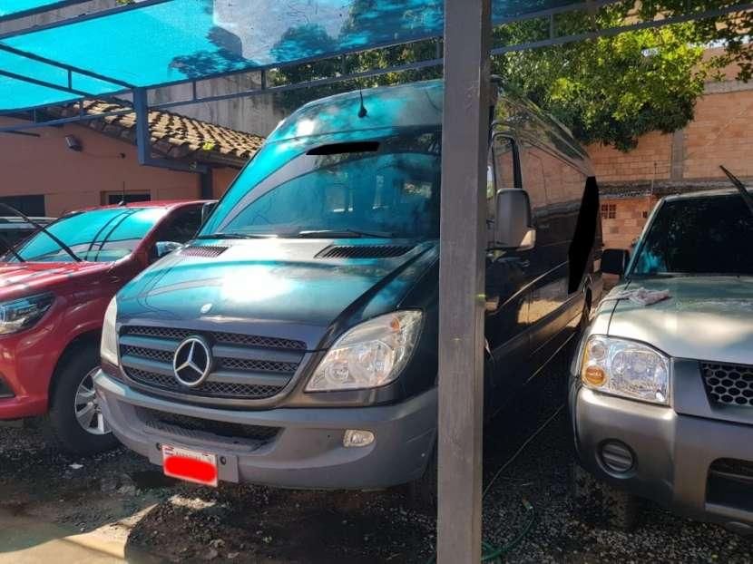 Mini bus Mercedes Benz Sprinter 2013 de Cóndor