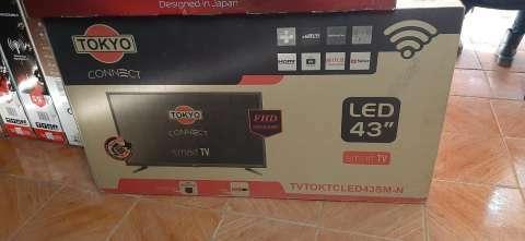 TV LED Smart tokyo Full HD de 43 pulgadas - 0