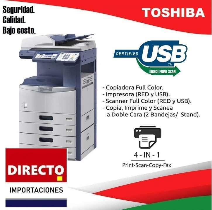 Fotocopiadoras Toshiba 20 hasta 50 PPM - 0