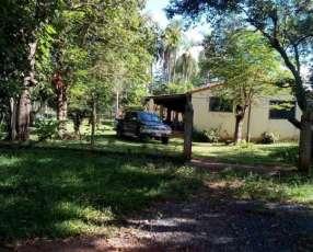 Propiedad 9 hectáreas Piribebuy E12112