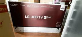 TV Smart LG 4K de 65 pulgadas