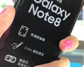 Samsung Galaxy Note 8 impecable con cargador original