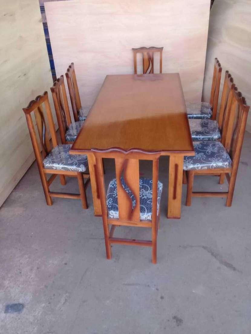 Comedor de 8 sillas - 0