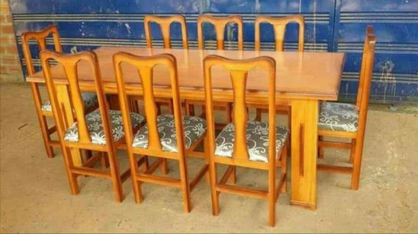 Comedor de 8 sillas - 1