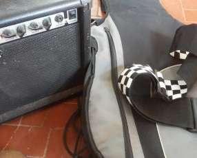 Epiphone SG y Amplificador