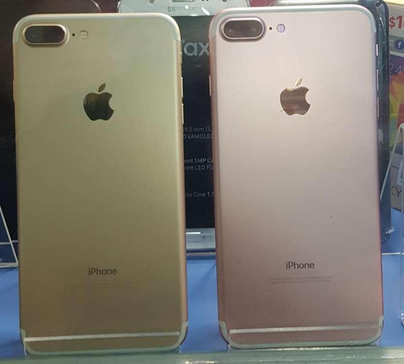 IPhone 7 plus de 128 gb impecable - 3