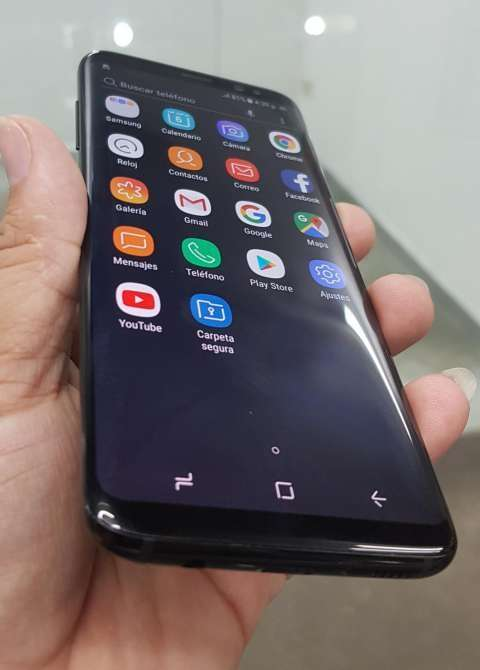 Samsung Galaxy S8 impecable de 64 gb - 0