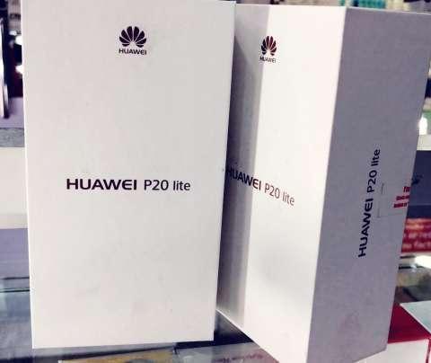 Huawei P20 Lite nuevo de 32 gb - 0
