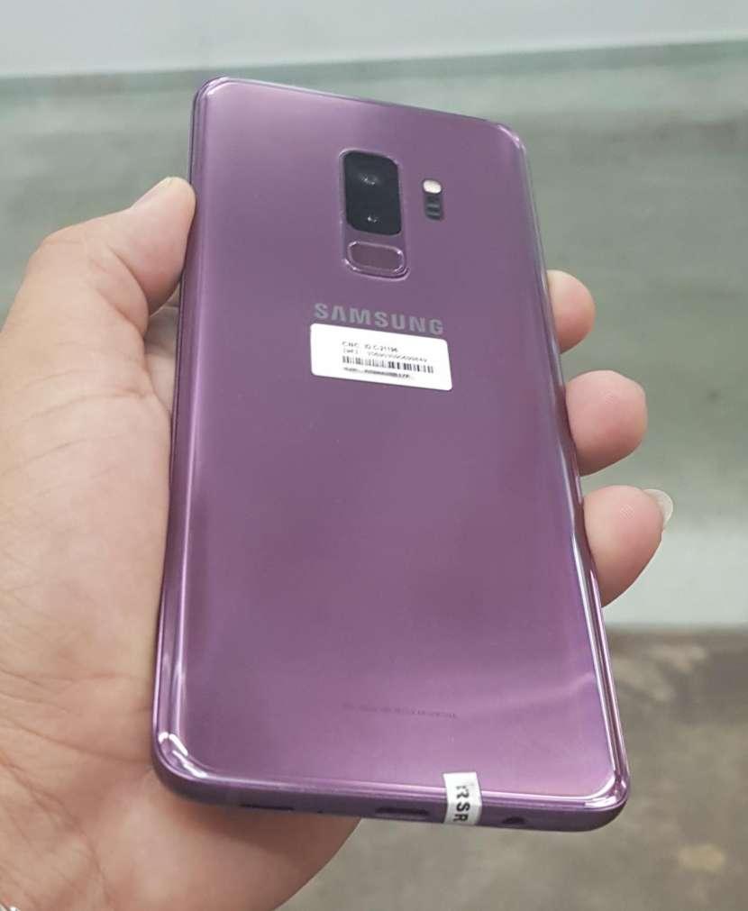 Samsung Galaxy S9 Plus purpura de 64 gb - 2