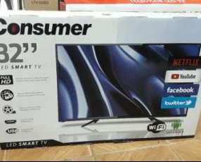 TV LED Smart Consumer Full HD de 32 pulgadas
