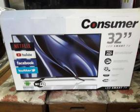TV LED Smart Consumer Full HD de 32 pulgadas