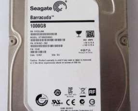 HDD de 1 tera Seagate
