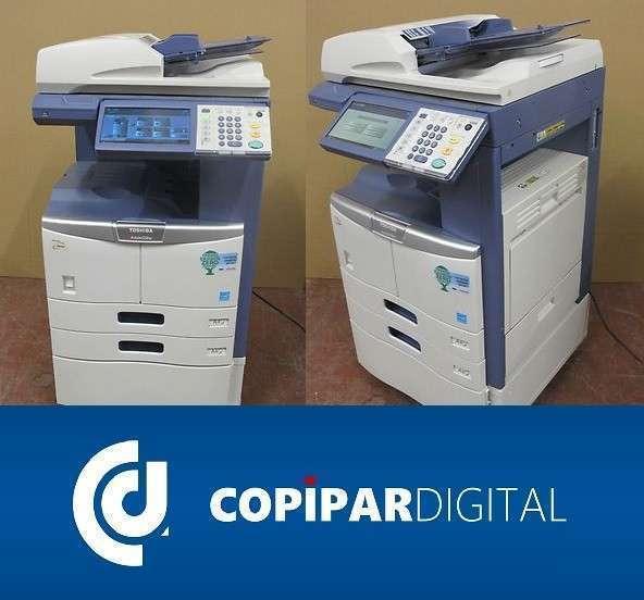 Fotocopiadoras Toshiba - 0
